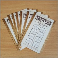 Loyalty Cards & Appointment Cards