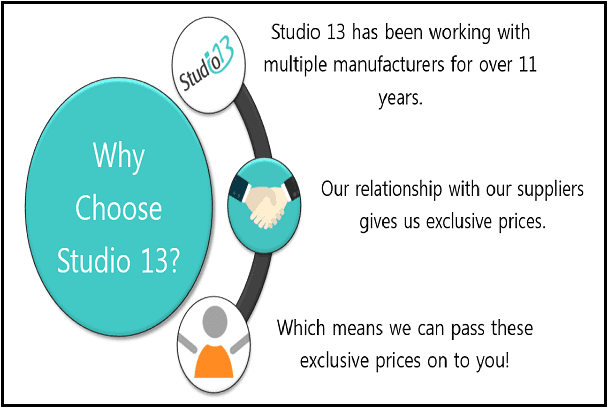 Who is Studio 13?