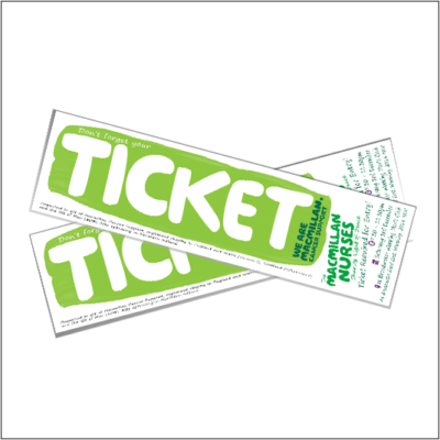 Coupons & Tickets