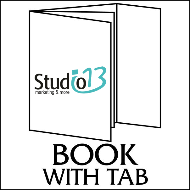 Book with tab